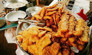 5 món ăn đường phố hấp dẫn ở Phnom Penh