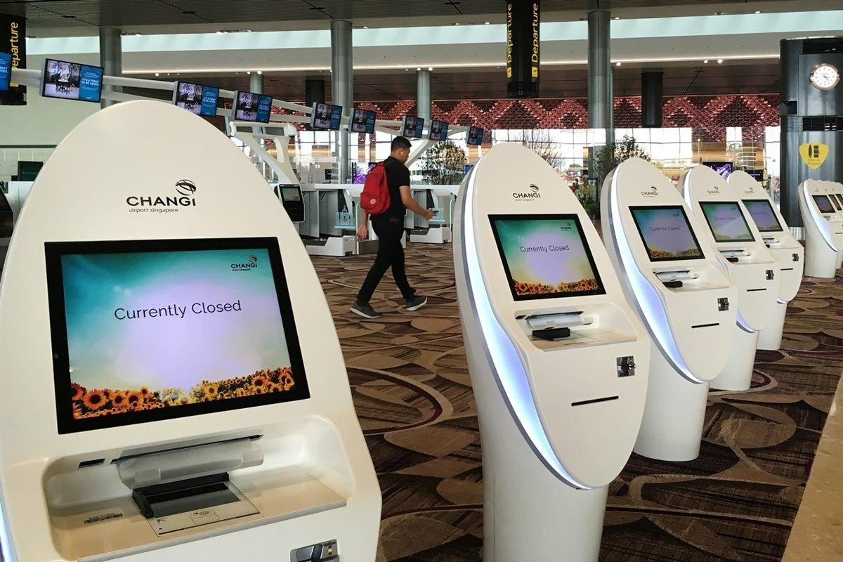 Singapore dừng đón khách