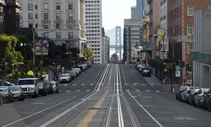 San Francisco hoang lạnh