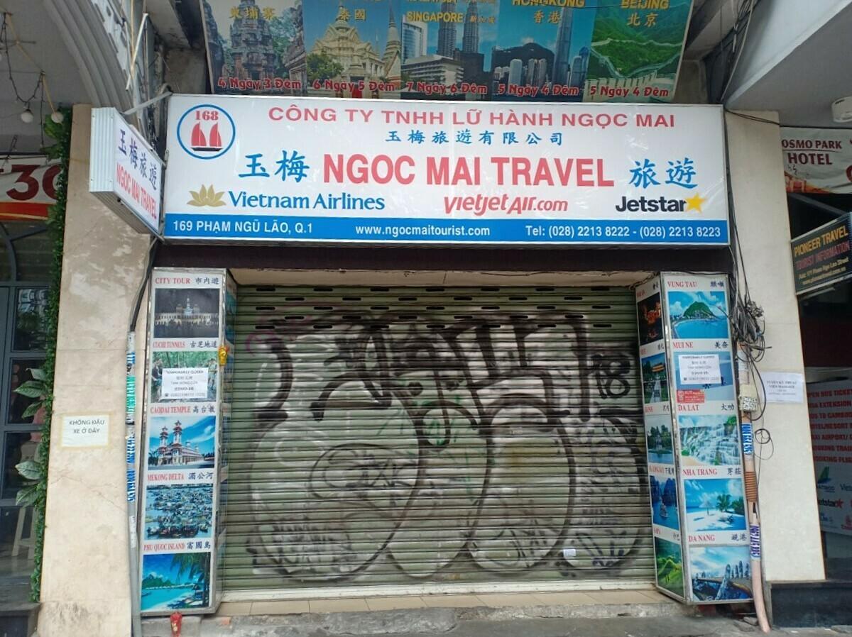 Giai đoạn này, hầu như tất cả các công ty du lịch đang thực hiện ngủ đông. Ảnh: Nguyễn Nam.