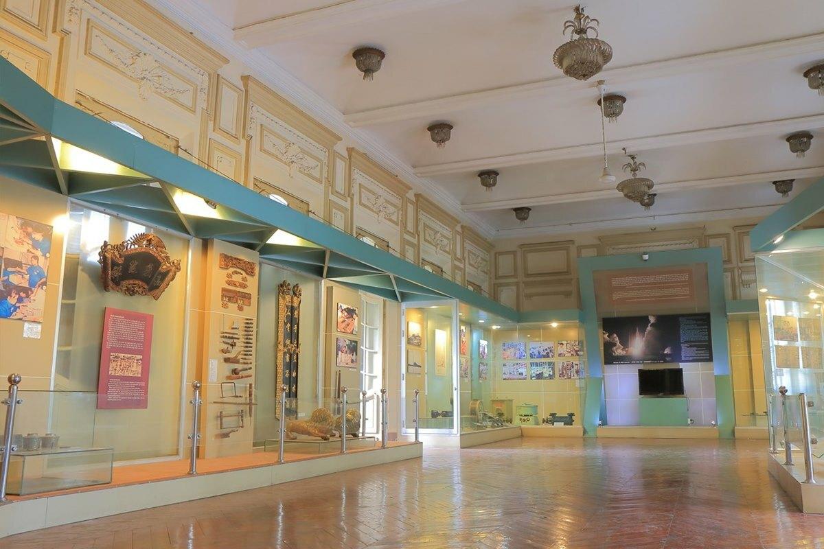 Bảo tàng Chứng tích Chiến tranh lưu giữ hơn 20.000 tài liệu, hiện vật và phim ảnh. Ảnh: Shutterstock.
