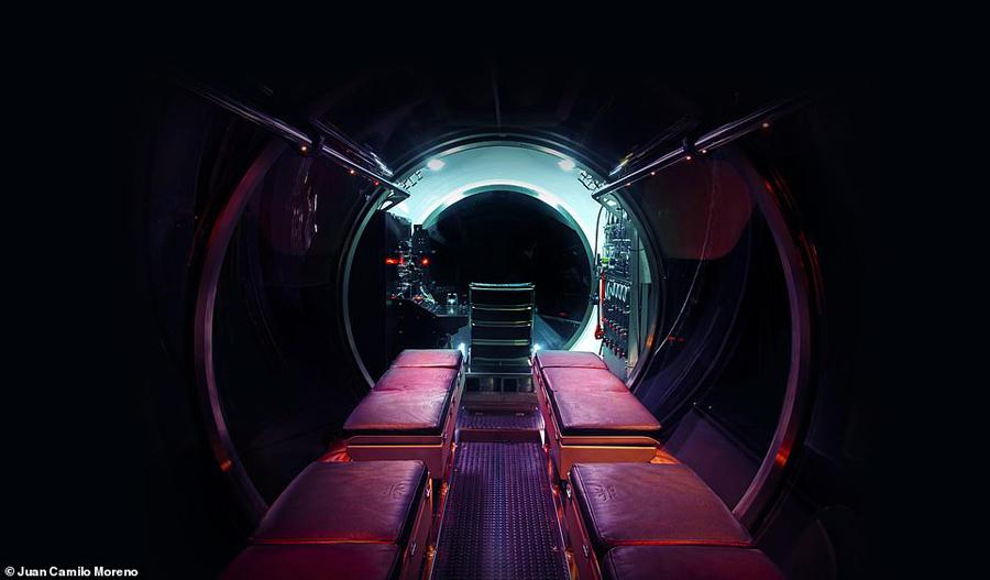 DeepView24 được chế tạo bởi Triton Submarines, công ty nổi tiếng chuyên chế tạo các loại tàu dưới nước, trước đó đơn vị đã sản xuất Limiting Factor, con tàu đã xác lập kỷ lục khi lặn tới điểm sâu nhất dưới đáy biển, khe nứt Mariana.