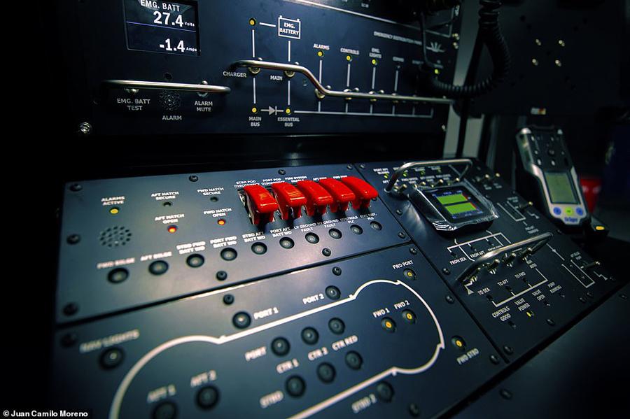 Ông Bruce Jones, Đồng sáng lập và Giám đốc điều hành của Triton Submarines nhận định, DeepView24 với góc nhìn toàn cảnh thể hiện bước tiến trong công nghệ tàu ngầm, sẽ mang đến trải nghiệm mới lạ cho du khách. Trong số gần 60 chiếc tàu ngầm mà chúng tôi đưa vào hoạt động trong suốt 34 năm qua, dòng tàu DeepView vượt trội về mọi mặt. Với kích thước thay đổi tuỳ theo mẫuđặt hàng, tàu được thiết kế chở từ 6 đến 66 hành khách, điều đó giúp cho DeepView dễ dàng khai thác ở nhiều địa điểm khác nhau. Trải nghiệm đáy biển với tàu ngầm DeepView sẽ tác động mạnh đến nhận thức, khuyến khích du khách bảo vệ môi trường biển.