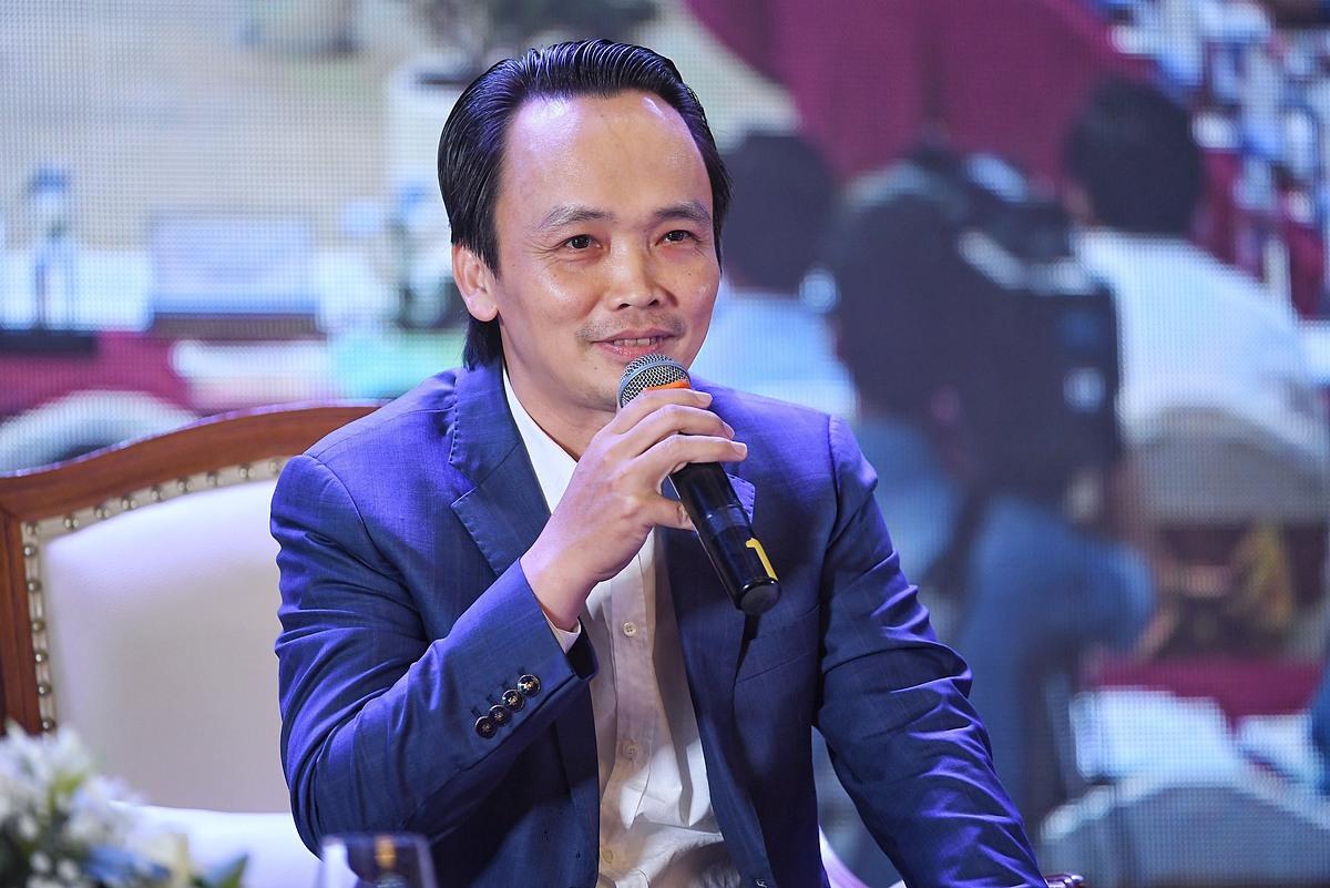 Ông Trịnh Văn Quyết - Chủ tịch Tập đoàn FLC - kết hợp Bamboo Airways cùng hệ sinh thái của FLC để nâng cao chất lượng dịch vụ du lịch nội địa.