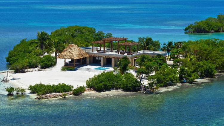 Bao nguyên một hòn đảo tư nhân để nghỉ dưỡng nhằm đảo bảo an toàn, hạn chế tối đa sự lây lan nCoV đang là điều được giới nhà giàu lưu tâm. Ảnh: CNN.