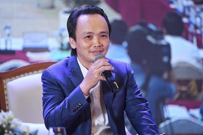 Ông Trịnh Văn Quyết - Chủ tịch Tập đoàn FLC.