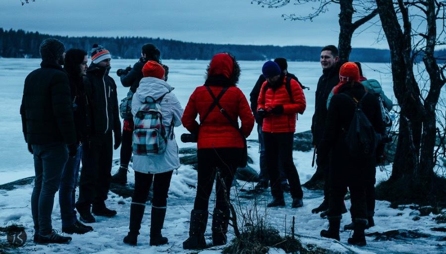 Nhiều du khách đến hồ Bodom vì tò mò. Ảnh: Fotostrasse.