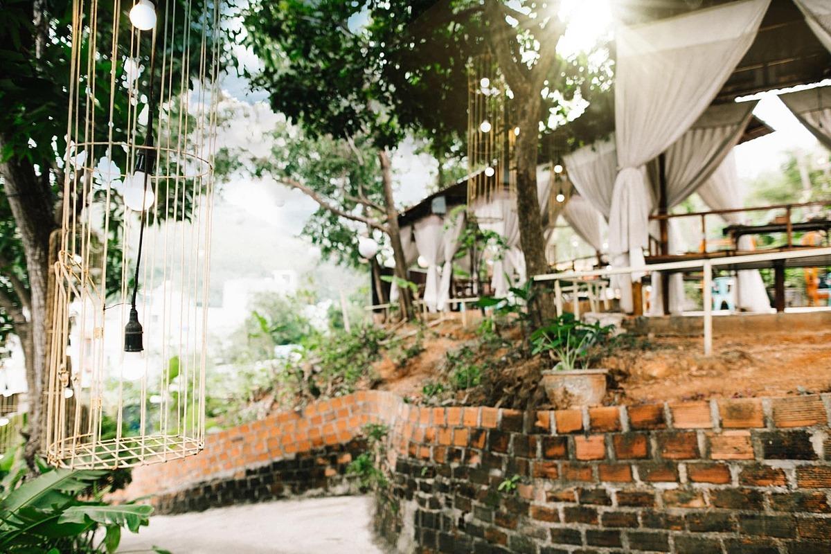 Khám phá khu vườn bí mật nhiều góc sống ảo tại Quy Nhơn - 12