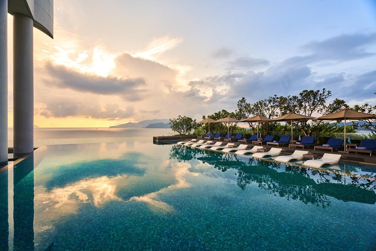 Sheraton Nha Trang Resort and Spa.