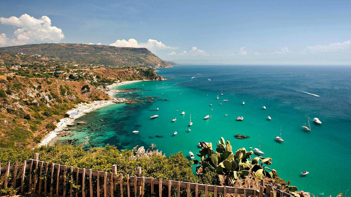 Lamezia Terme là thành phố nằm ở miền nam Italy. Ảnh: Discovery Italy.