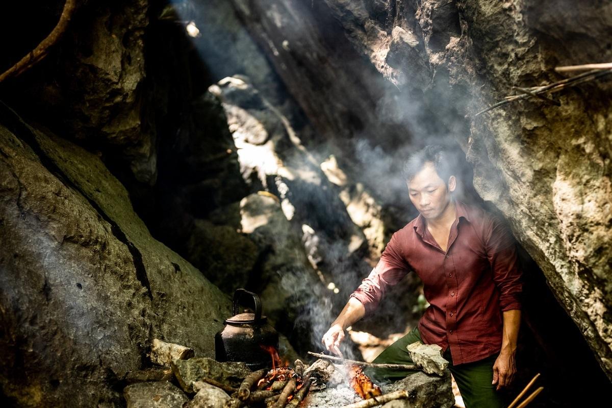 3. Đây là một trong những nơi tuyệt vời nhất mà tôi từng đến trên thế giới, Patrick Scott trích lời du khách người Autralia. Anh cũng dành thời gian tìm hiểu cuộc sống của người dân địa phương. Vào mùa du lịch, người dân thường đi theo các đoàn leo núi để giúp thồ đồ, nấu ăn.