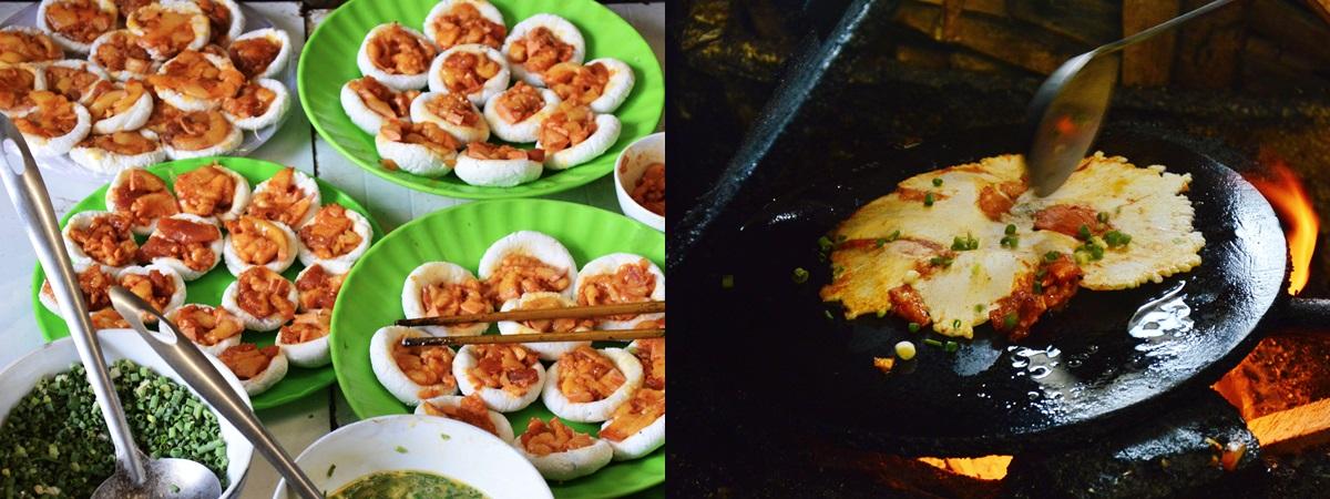 Những món ăn vặt dưới 7.000 đồng ở Huế