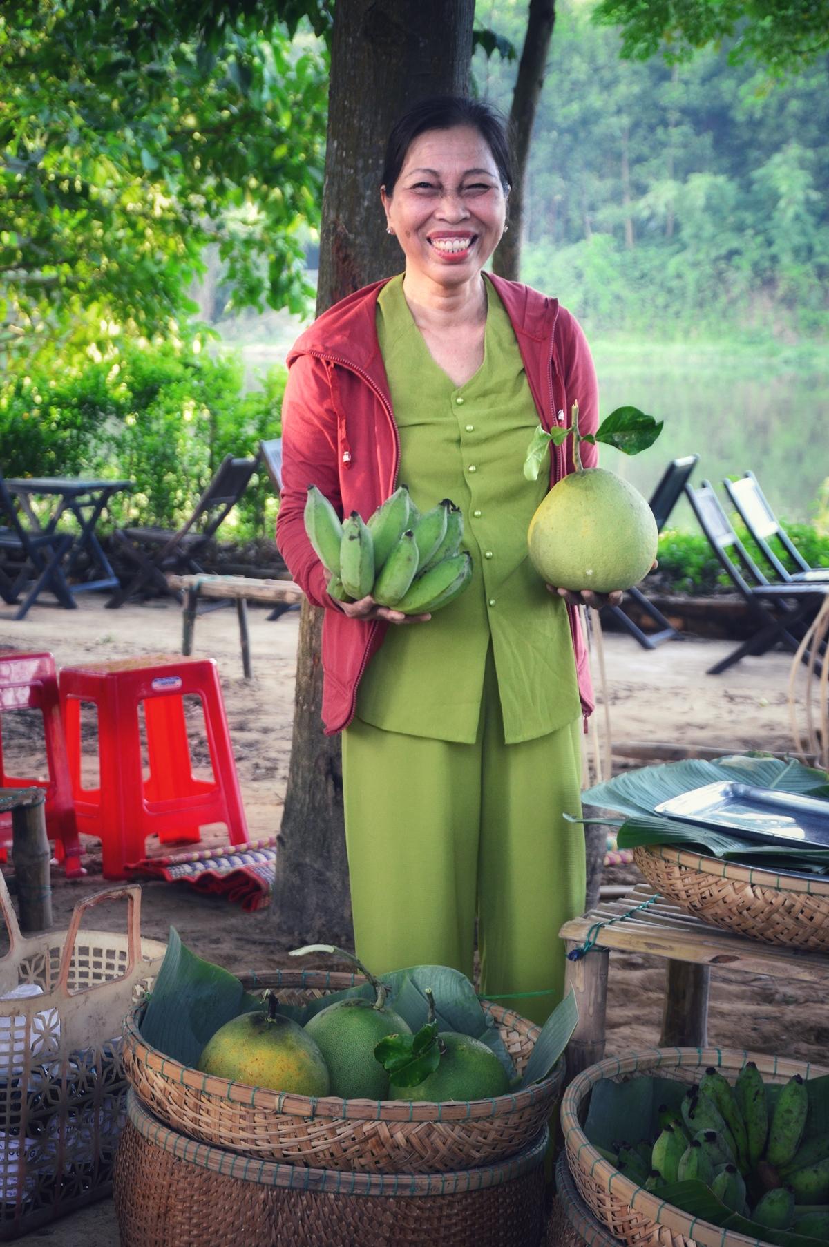 Nét dân dã ở phiên chợ Hương xưa làng cổ - 6
