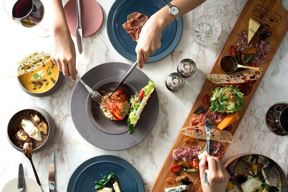 Khách sạn Metropole Hanoi ưu đãi tín dụng trị giá 2,380 triệu đồng cho dịch vụ ẩm thực. Ảnh: Sofitel Legend Metropole Hanoi.