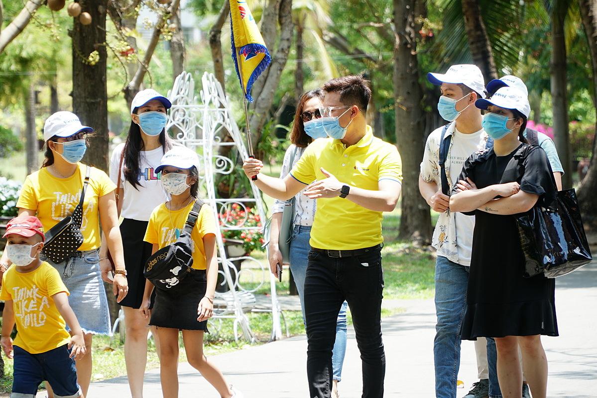 Cơ hội khách Việt nhận quà tặng từ công ty du lịch