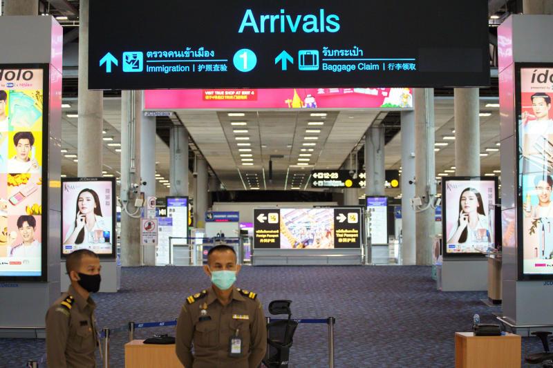 Là quốc gia phụ thuộc nhiều vào du lịch, nên các biện pháp ngăn chặn sự lây lan của virus đã gây thiệt hại nặng nề cho nền kinh tế của nước này. Hiện tại, Thái Lan không có ca lây nhiễm trong cộng đồng từ 26/5, và chính phủ đang tìm cách giảm bớt các hạn chế đi lại, thu hút du khách.