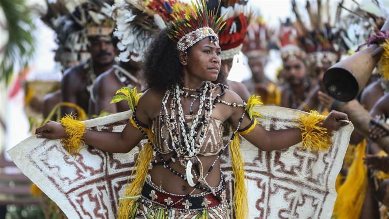 Vị trí địa lý cô lập bảo vệ các quần đảo Thái Bình Dương khỏi đại dịch, và các chính phủ cũng đóng cửa biên giới để không có khách du lịch nhập cảnh, tăng nguy cơ dịch bệnh lây lan trong cộng đồng. Ảnh:  EPA