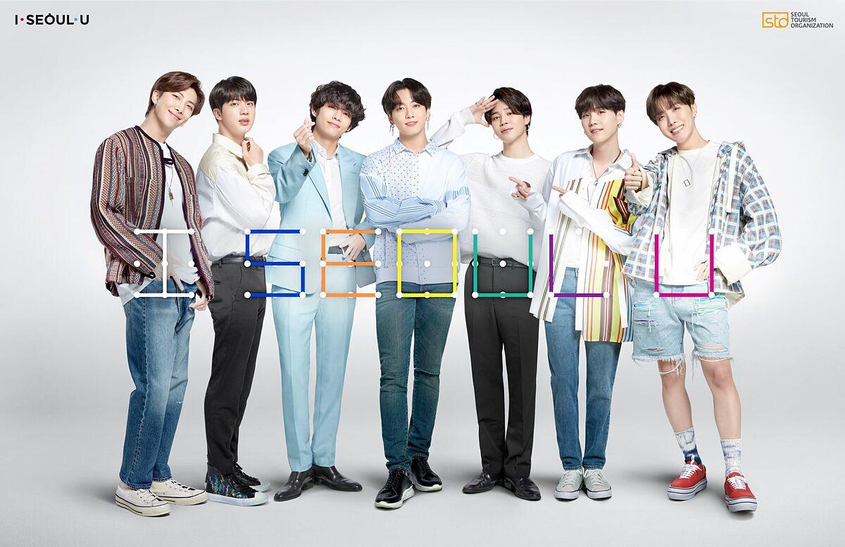 BTS là nhóm nhạc thần tượng hàng đầu Hàn Quốc. Là đại sứ quảng bá du lịch danh dự của Seoul trong 4 năm, từ năm 2017 đến nay, BTS góp phần không nhỏ quảng bá hình ảnh Seoul tới du khách trên toàn thế giới, đặc biệt là các bạn trẻ yêu thích làn sóng văn hóa Hàn Quốc (hallyu) và Kpop.
