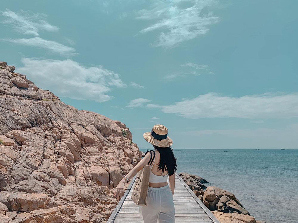 Mẹo chụp ảnh đẹp khi đi biển - VnExpress Du lịch