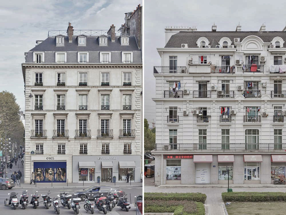 Các bức ảnh François Prost chụp giống nhau đến mức không nhiều du khách phân biệt được đâu là Paris xịn, đâu là cảnh được tái hiện. Những bức ảnh này của anh hiện được in thành sách với tiêu đề Paris, Trung Quốc, dự kiến ra mắt hôm 10/9 và có mặt trên các trang bán hàng trực tuyến từ 30/11.