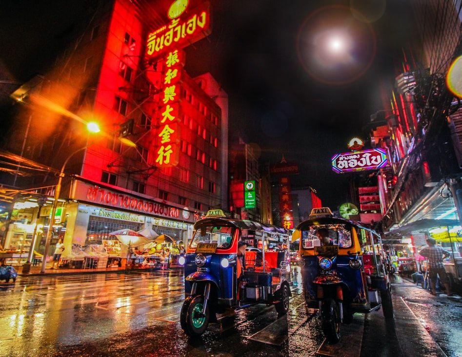 Hạn chế về việc đi lại trên khắp thế giới đã làm tê liệt ngành du lịch Thái Lan trong thời gian ngắn. Ảnh: Florian Wehde/Thaiger