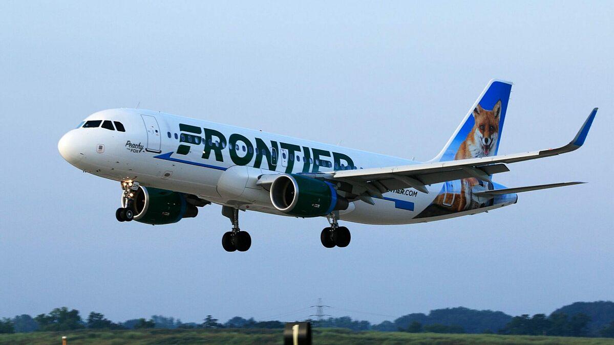 Frontier Airlines có đường bay tới hơn 100 thành phố. Ảnh: iStock