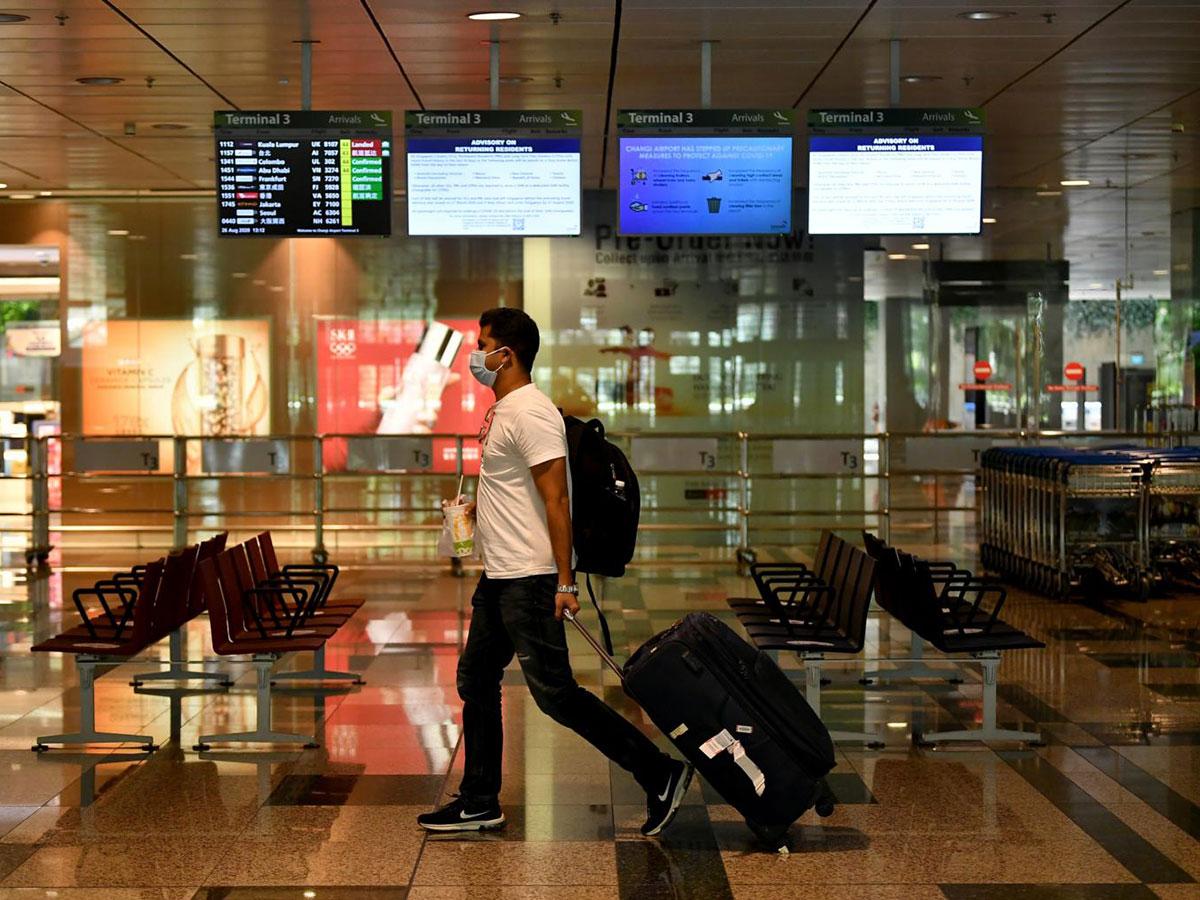 Số lượng thẻ thông hành sẽ bị giới hạn nghiêm ngặt trong giai đoạn đầu. Ảnh: Lim Yaohui/ The Straits Times
