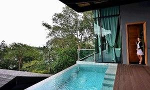 Kỳ cách ly 5 sao trong villa có bể bơi riêng