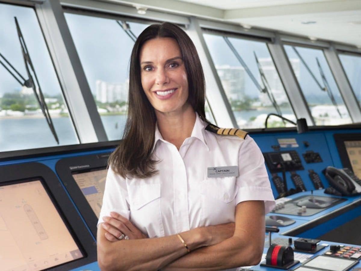 Cuộc sống của nữ thuyền trưởng đầu tiên tại Mỹ