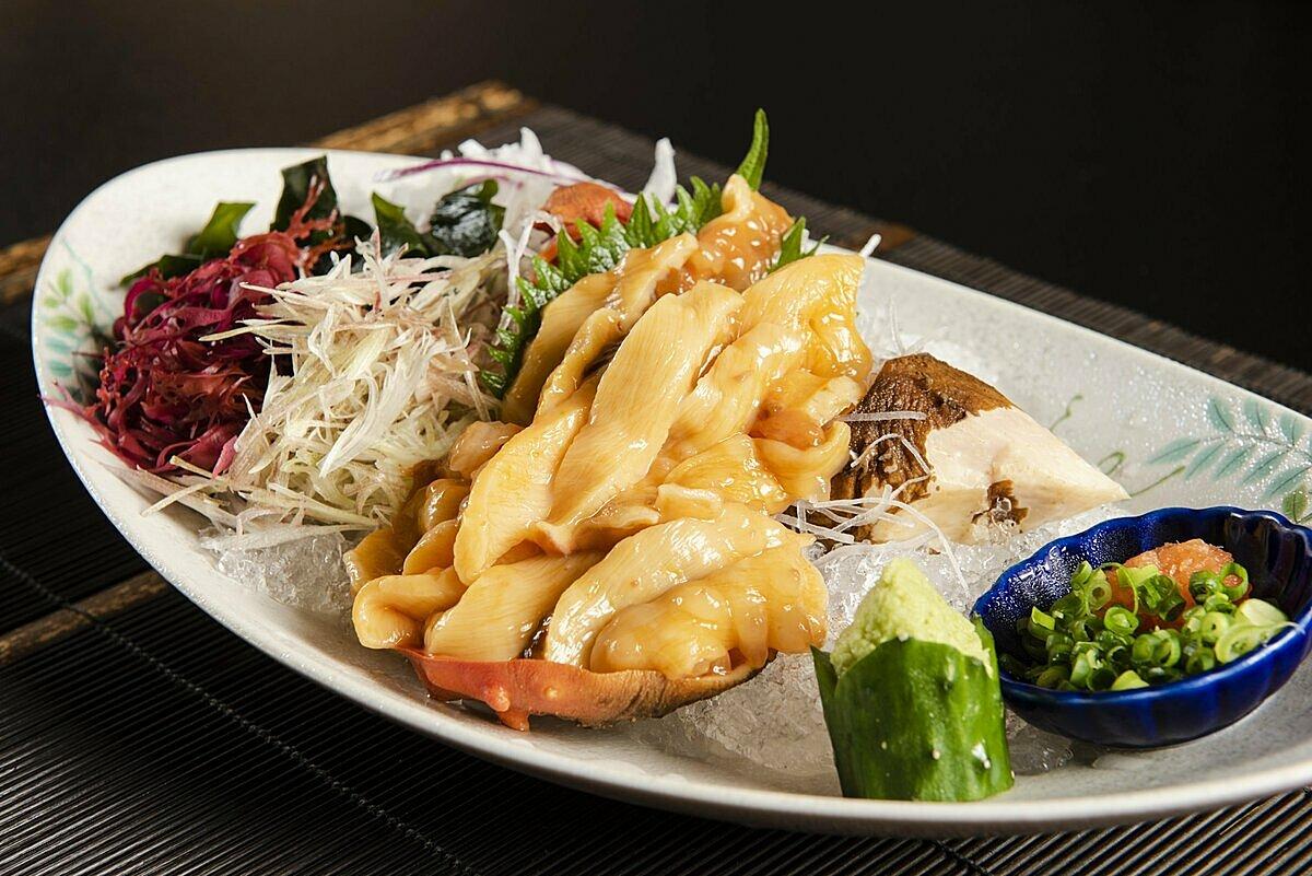 Một số món ăn chế biến từ Hoya sâm biển Nhật Bản - 4