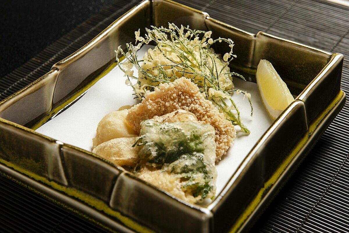 Một số món ăn chế biến từ Hoya sâm biển Nhật Bản - 6