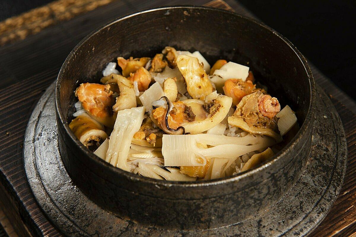 Một số món ăn chế biến từ Hoya sâm biển Nhật Bản - 14