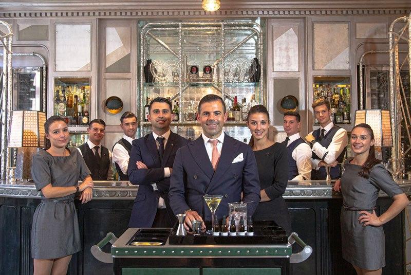 Ngày 5/11, Worlds 50 Best Bars công bố Connaught là quán bar tốt nhất thế giới năm nay. Worlds 50 Best Bars là một website xếp hạng nổi tiếng trong ngành phục vụ đồ uống.Từ năm 2009, website này thực hiện các cuộc bình chọn, đánh giá các quán bar lấy ý kiến từ hơn 500 chuyên gia đồ uống khắp thế giới.