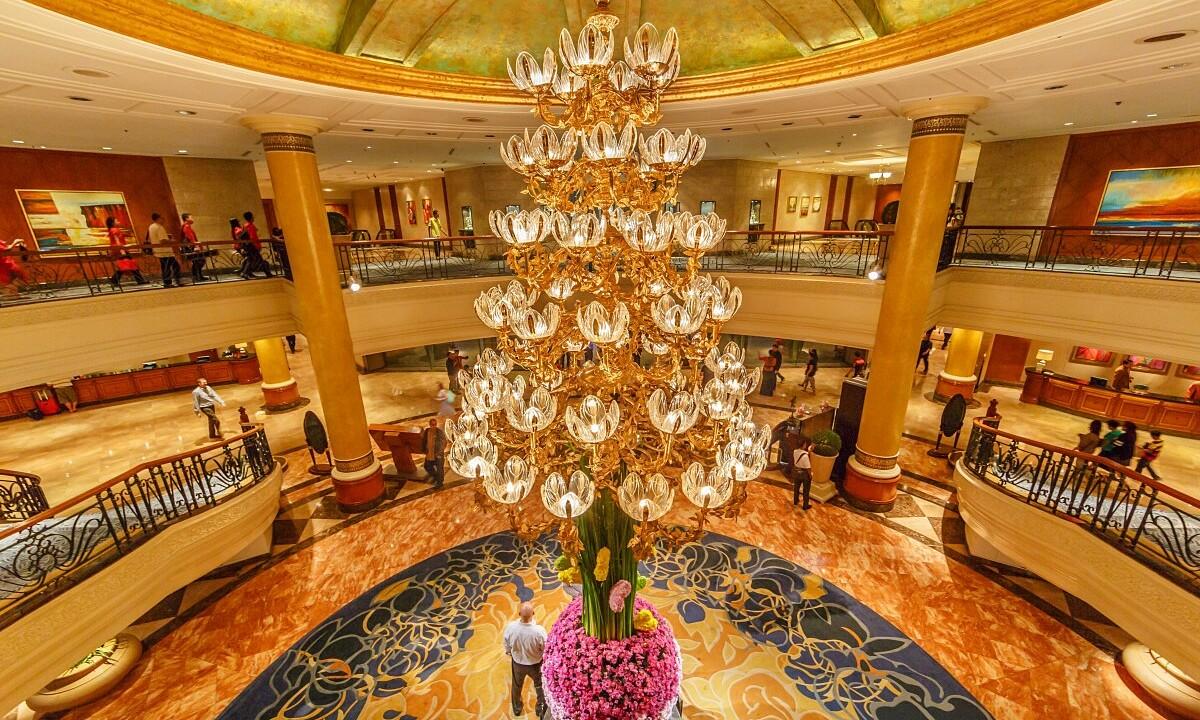 Ai tạo ra mùi thơm đặc trưng trong các khách sạn?