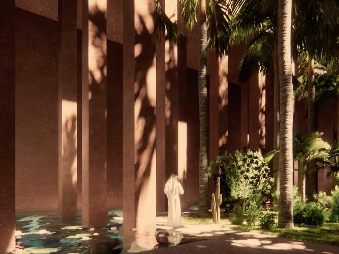 Khách sạn nằm trong lòng di sản nghìn năm - 32