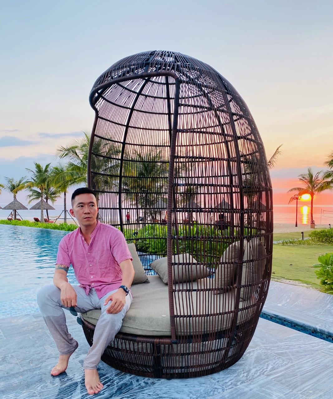 Vlogger Hoàng Nam lặn ngắm san hô ở Phú Quốc - 12