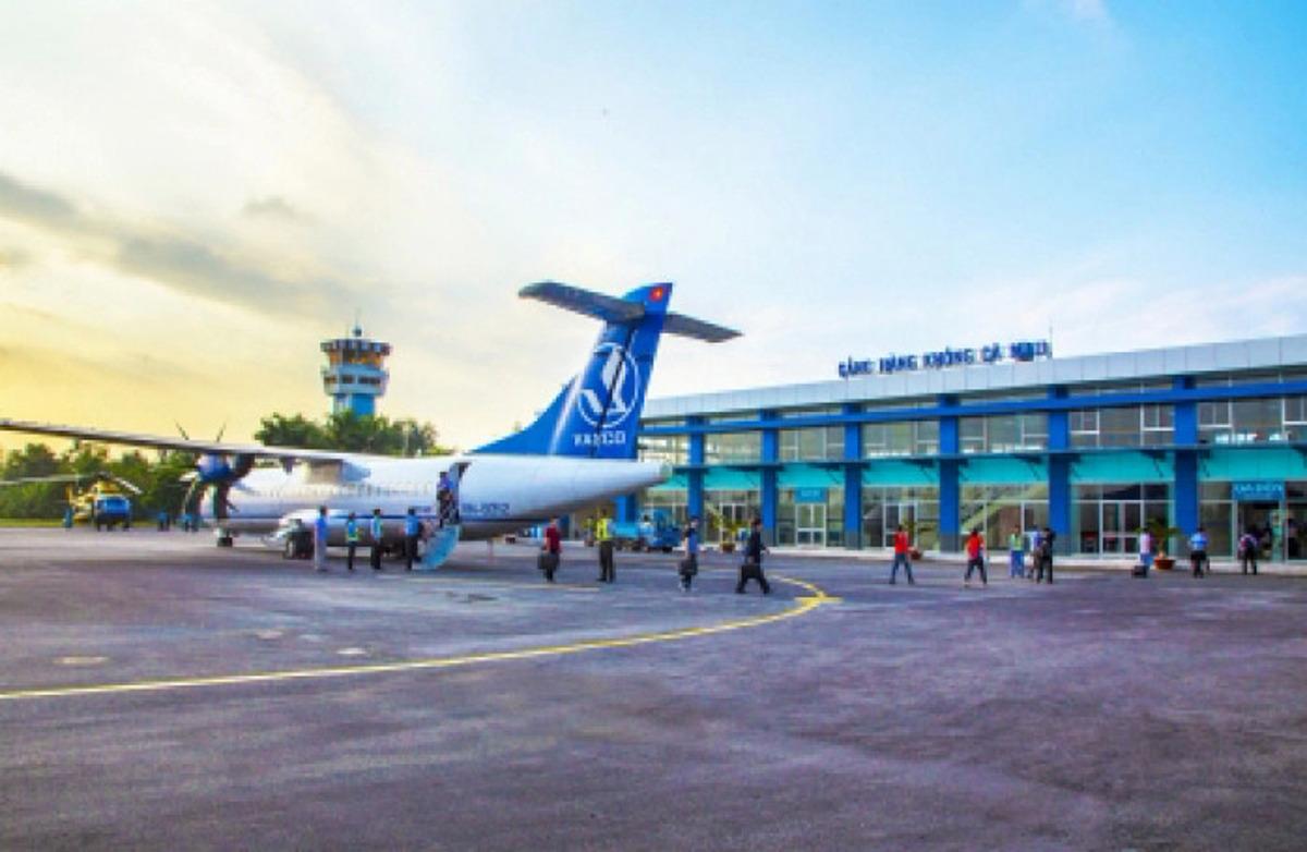 Kích thích nhu cầu di chuyển bằng hàng không, VASCO  tung chương trình ưu đãi giá vé chặng TP HCM đi Cà Mau/Rạch Giá ở mức 99.000 đồng/chiều. Ảnh: Chí Binh