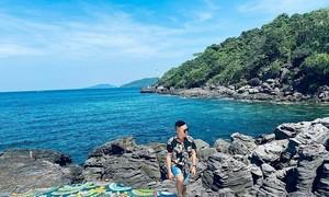 Vlogger Hoàng Nam ngỡ ngàng trước 'tiểu Italy' của Việt Nam