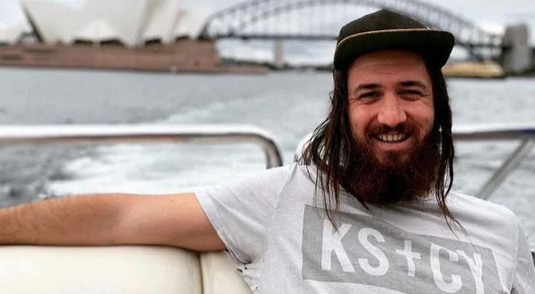 Danny Lakey là một người dẫn chương trình buổi tối trên đài phát thanh ở Australia. Ảnh: News.