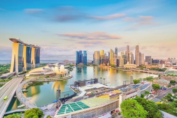 Singapore đứng đầu trong bảng xếp hạng Thành phố thông minh 2020. Ảnh: Straits Times.