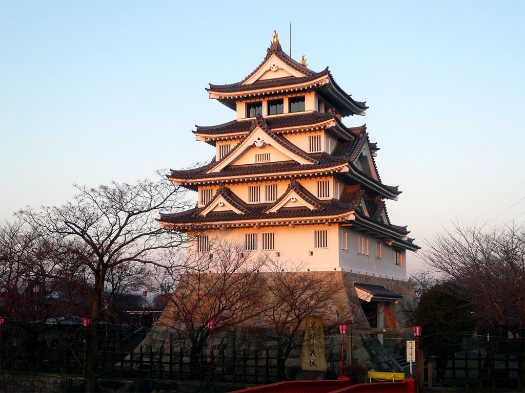 Nhất Dạ Thành là một lâu đài nhỏ, nhưng là một trong những biểu tượng nổi tiếng nhất của tỉnh Gifu. Ảnh: Gaijinpot