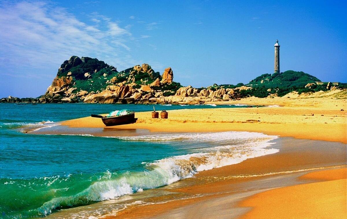 Tour đi biển được khách du lịch yêu thích. Ảnh: Lữ Hành Việt.