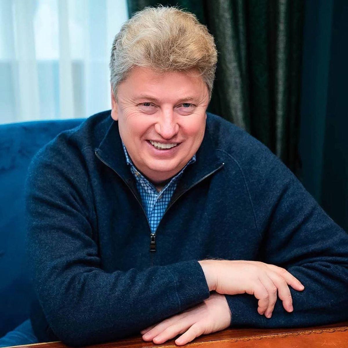 Igor Sosin, nhà đầu tư nổi tiếng, là ông trùm bán chuỗi hàng gia dụng Modi và đồng sáng lập thương hiệu Starik Hottabych. Ảnh: East2west