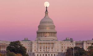 Đồi Capitol trước khi 'thất thủ'