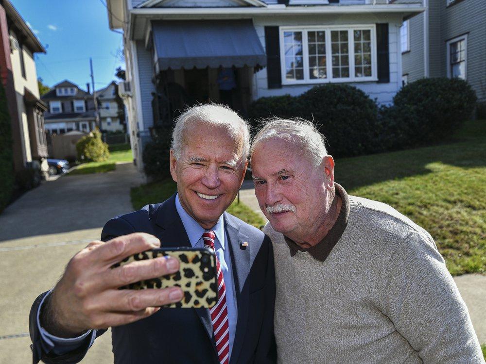 Joe Biden từng trở lại căn nhà này trong suốt những chuyến công tác, hay vận động tranh cử tại Scranton. Ngoài Joe Biden, Scranton còn là quê hương của nhiều người Mỹ nổi tiếng như tác giả cuốn sách Quỷ dữ mặc đồ Prada Lauren Weisberger, đồng sáng lập chuỗi siêu thị Woolworths Charles Sumner Woolworth, vận động viên trượt băng nghệ thuật Adam Rippon... Ảnh: AP