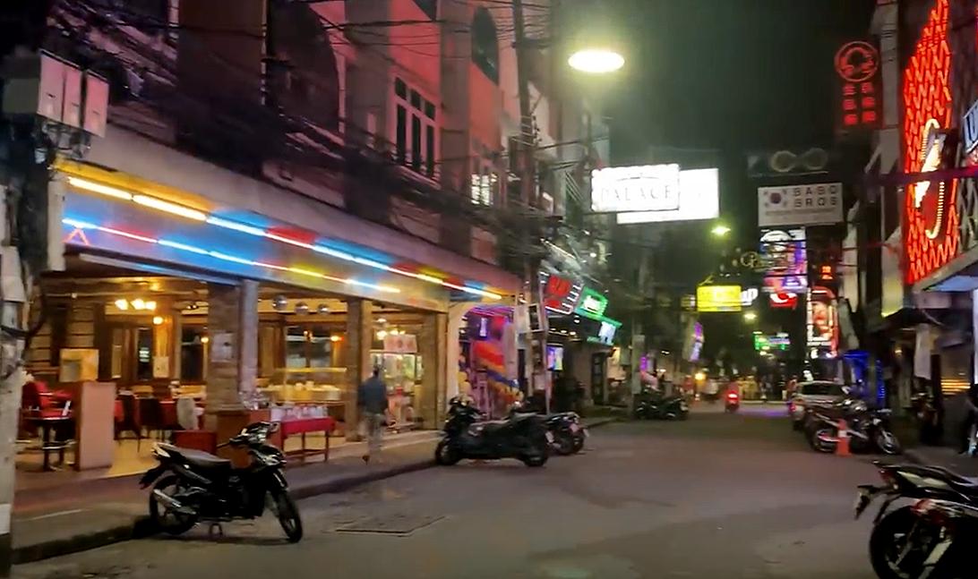 Các khu vực gần như chỉ dựa vào du lịch để có thu nhập như Phuket, Pattaya, Koh Samui, Bangkok... có tới 90% doanh nghiệp liên quan trực tiếp đến ngành đóng cửa. Ảnh: Thaiger