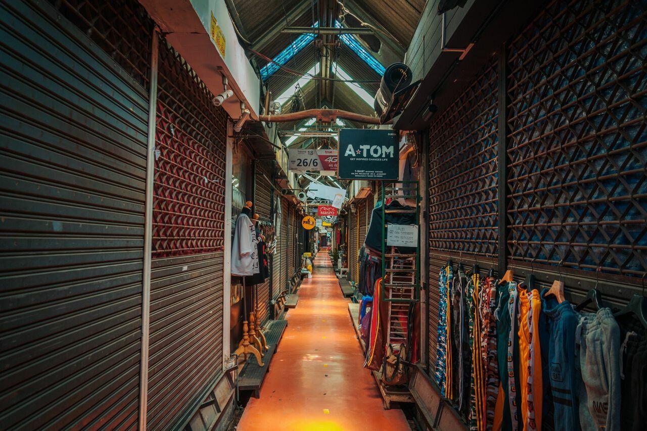 Chatuchak là một trong những nơi nhất định phải đến của du khách quốc tế khi tới Bangkok. Ảnh: Bucketlistly