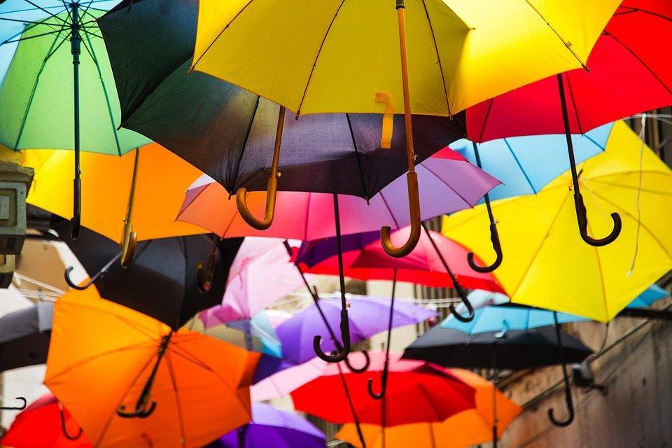 ÔTương tự, bạn cũng không nên tặng ai đó ô, vì từ này phát âm gần giống từ tan vỡ. Ảnh: Pixabay