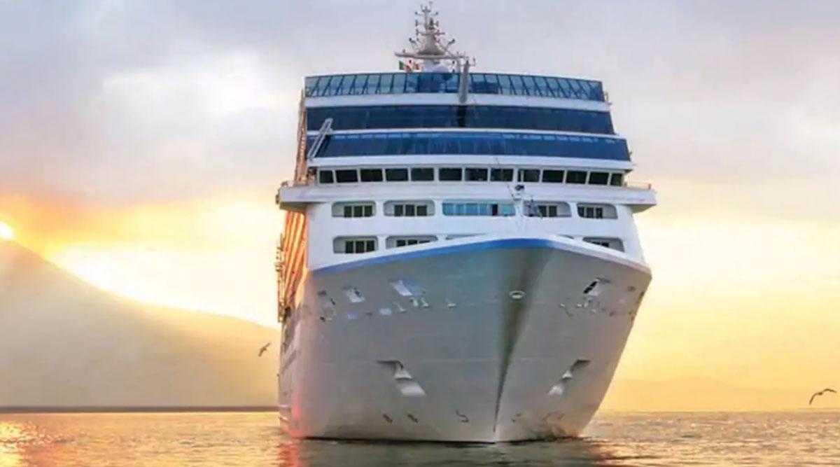 Hiện tại, hãng tàu đang phải dừng mọi hoạt động do ảnh hưởng của Covid-19, dự kiến hoạt động lại vào tháng 5 năm nay. Ảnh: Oceania Cruises