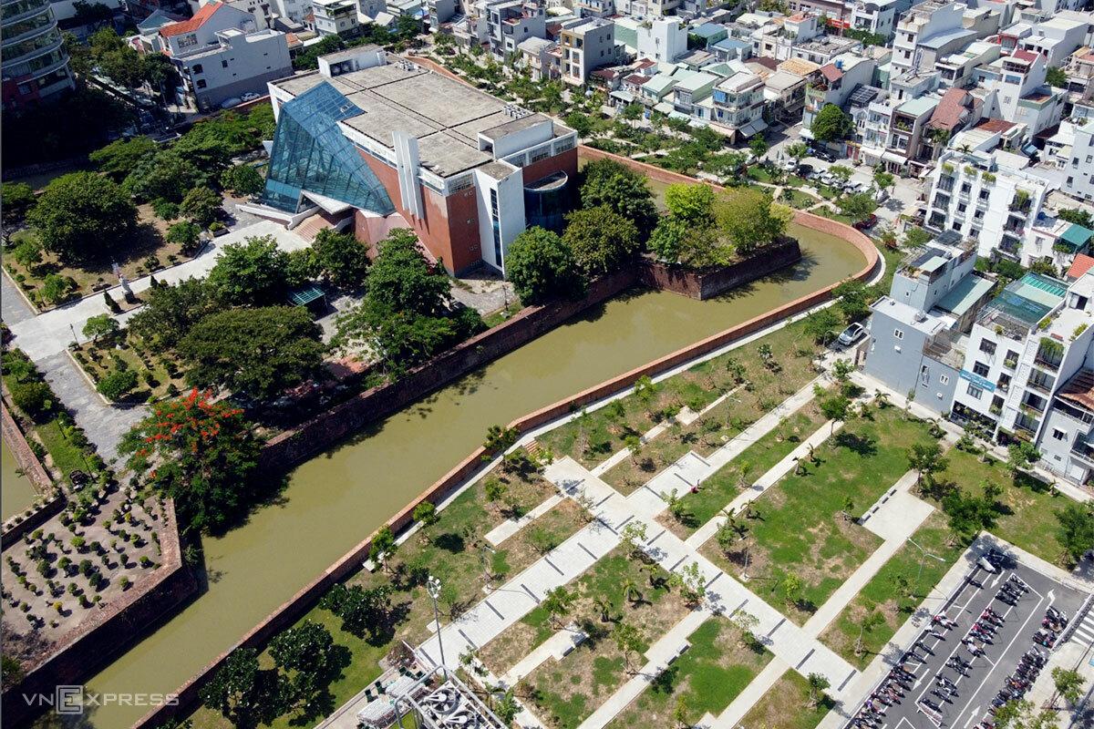 Thành Điện Hải được công nhận là di tích quốc gia đặc biệt, năm 2017.